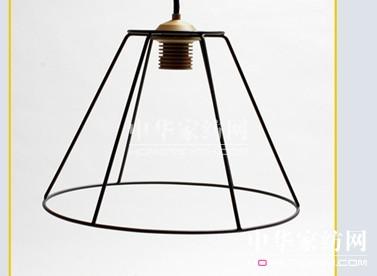 好设计好心情 无灯泡的创意吊灯