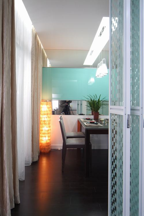 3室2厅家庭装潢效果图 装修实际合理 家居装修 样板间 家